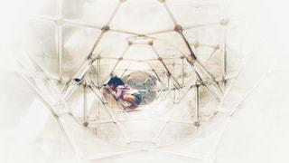 白,アート,子供,女の子,旅行,美術館,箱根,遊具,ホワイト,White,art,神奈川県,フォトジェニック,箱根彫刻の森美術館,5才