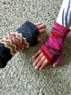 指なし手袋🧤の写真・画像素材[1797871]
