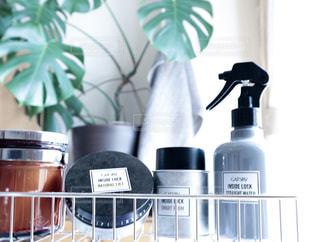 室内,明るい,インテリアグリーン,ヘアスタイリング,メンズヘア,ビンテージ感,ギャツビー,インサイドロック