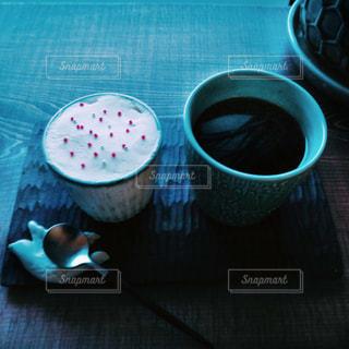 レアチーズケーキの写真・画像素材[2477257]