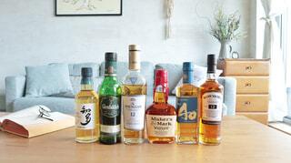 インテリア,ウイスキー,サントリー,おうち時間,ハーフボトル