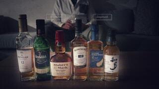 インテリア,ウイスキー,アルコール,サントリー,家飲み,ハーフボトル