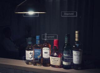 インテリア,部屋,ウイスキー,サントリー,家飲み,ハーフボトル