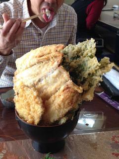 食べ物,和食,天丼,メガ盛り,秋の味覚,食欲の秋
