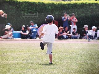 後ろ姿,子供,人物,背中,人,後姿,男の子,運動会,ダンス,踊り,花笠音頭