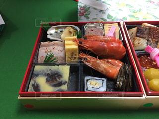 おせち料理の写真・画像素材[1729898]