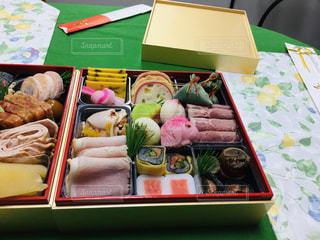 おせち料理の写真・画像素材[1729961]