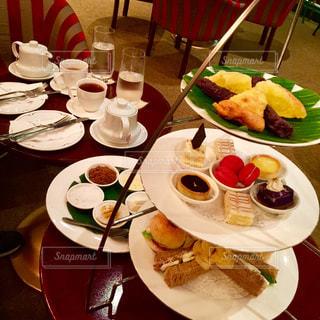 食べ物,秋,ケーキ,COFFEE,海外,テーブル,おやつ,おいしい,セット,豪華,食,食べ放題,アフタヌーンティー,甘いもの,食欲,tea,afternoon tea