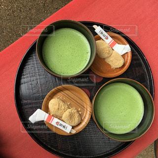 抹茶,和菓子,日本茶,きびだんご