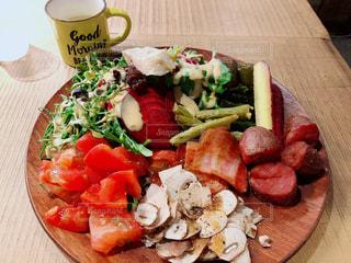 秋,ランチ,野菜,サラダ,オーガニック,食,食べ放題,プレート,おしゃれ,食欲の秋,salad,organic