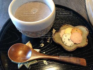 茶色,和菓子,あずき,おしるこ,ミルクティー色,薄茶色