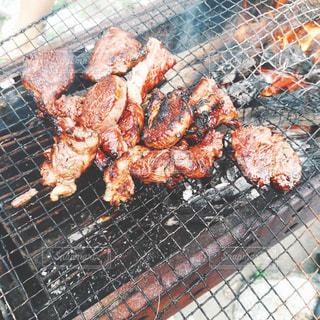 炎,網,肉汁