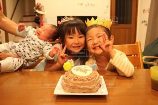 誕生日パーティーの写真・画像素材[1667537]