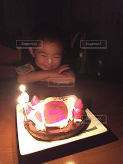 3歳の誕生日🎂の写真・画像素材[1675248]