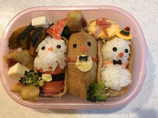 クリスマス弁当の写真・画像素材[3141538]