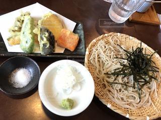 秋,料理,食欲,お蕎麦