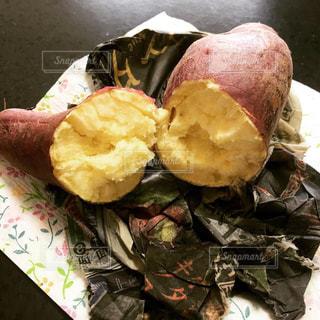 秋,焼き芋,美味しい,さつまいも,食欲の秋