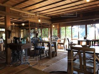 古民家カフェの写真・画像素材[3392315]