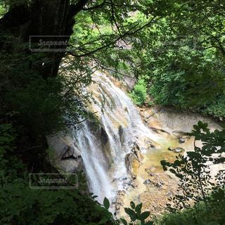 滝の上から、、の写真・画像素材[1499090]