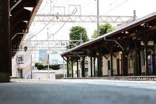 駅の写真・画像素材[54833]