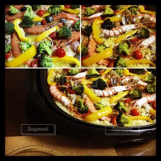 料理,パエリア,秋の味覚,スペイン料理,食欲の秋,我が家の定番