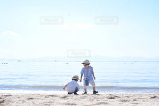 ビーチの写真・画像素材[3431803]