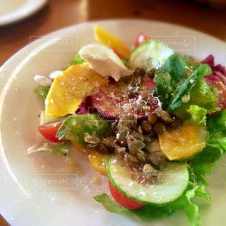 食べ物,サラダ,料理,フレンチ,食欲の秋,食秋
