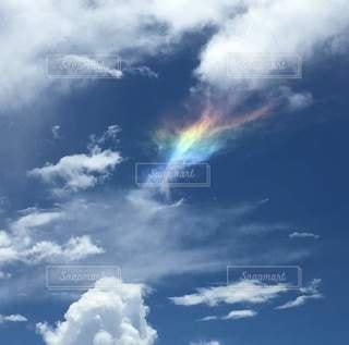 彩雲🏳️🌈の写真・画像素材[2557704]