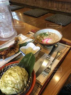 食べ物,秋,テーブル,料理,食欲,山賊焼