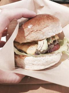 カフェ,ハンバーガー,おいしい,cafe,夕食,晩ご飯,美味い,わたし,好物,アボカドチーズ