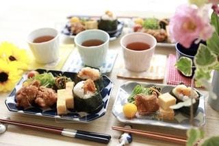 家族の朝食の写真・画像素材[2482532]