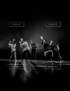 ダンスの発表会の写真・画像素材[1508222]