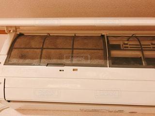 エアコン内部の写真・画像素材[1516231]