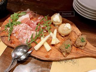 食べ物,秋,チーズ,ハム,料理,イタリアン,プレート,食欲,アンティパスト