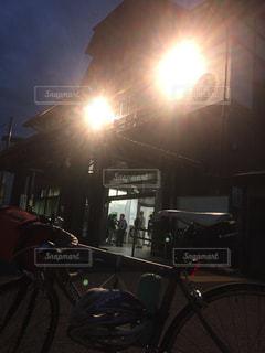 ロードバイクで奥多摩への写真・画像素材[1506698]