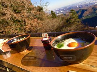 食べ物,屋外,景色,高尾山,食,秋空,食欲の秋
