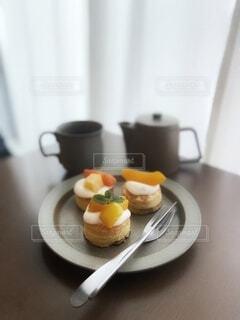 ご褒美ミニパンケーキの写真・画像素材[4810310]