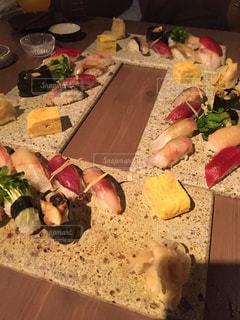 お寿司,大谷石,食欲の秋