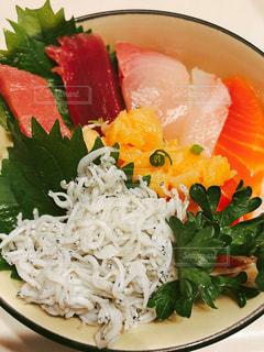 食べ物,海鮮丼,手作り,夕飯,食欲の秋