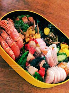 おせち料理の写真・画像素材[1551016]