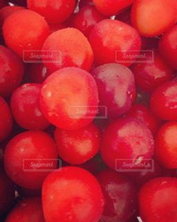食べ物,ピンク,赤,フルーツ,果物,さくらんぼ,丸,チェリー,フレッシュ