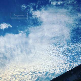 空,雲,青空,秋空