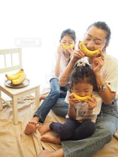 子ども,人,おうち時間,Stayhome,Doleバナナスマイルキャンペーン