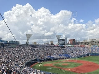 神奈川県夏の高校野球の決勝の写真・画像素材[1512796]
