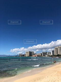 海,屋外,砂,ビーチ,砂浜,ハワイ