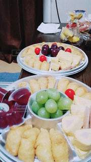 秋,お弁当,フルーツ,おいなりさん,食欲,ぶどう,食欲の秋