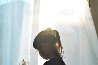 逆光の写真・画像素材[2285987]
