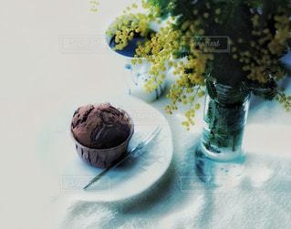 大好きなカップケーキの写真・画像素材[3212626]