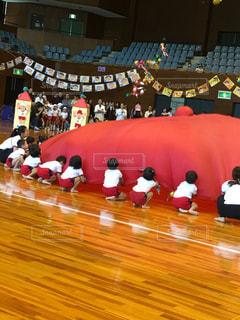 子ども,スポーツ,人物,人,バルーン,運動会,保育園,4歳児