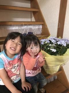 花のある暮らしの写真・画像素材[2144233]